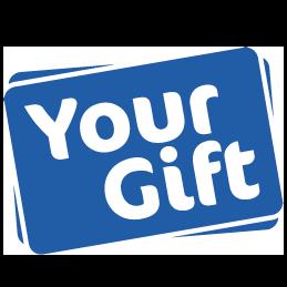 yourgiftcard Naambord van Hout